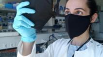 Masca reutilizabilă anti-coronavirus Foto: Plataformamedia.com