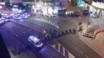 Haos și violențe la Belgrad, autoritățile au anunțat că nu mai introduc restricții, dar au intervenit cu gaze lacrimogene