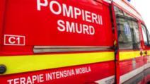 Un bătrân din Constanța a murit după ce a căzut în gol de la etaj