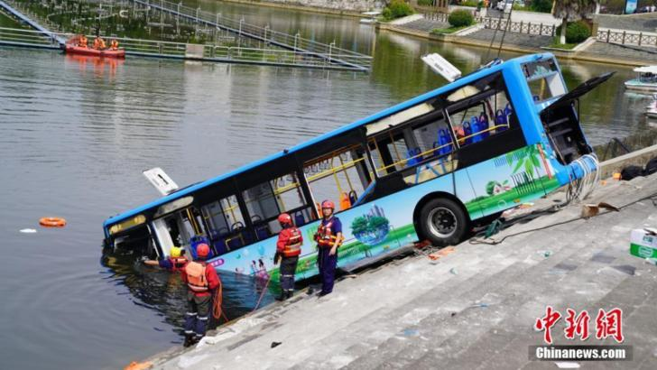 Accident în China: 21 de morți