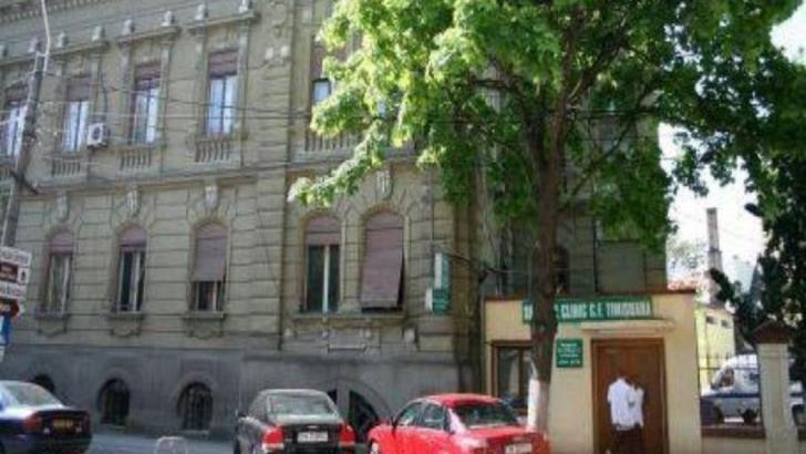 Focar de coronavirus la Spitalul CFR din Timișoara