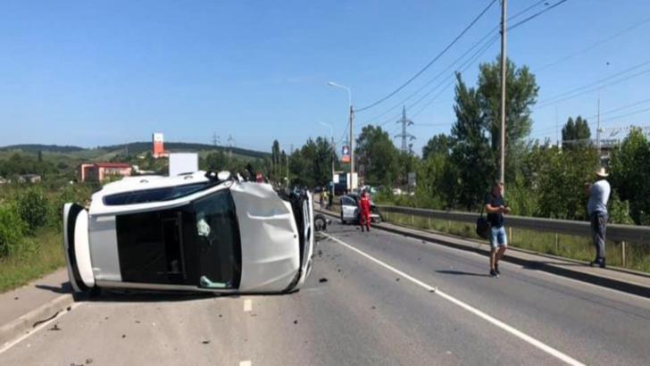 Accident mortal la intrarea în Hunedoara, după ce un șofer a intrat pe contrasens