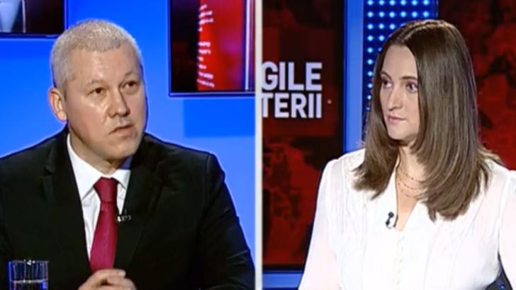 """Ministrul Justiției, Cătălin Predoiu, dezvăluie, la """"Legile Puterii"""", unde sunt mari fugari ai țării"""