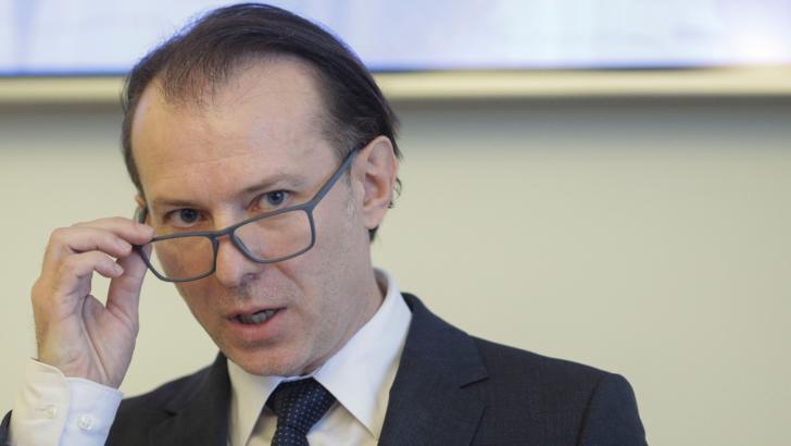 """""""Legile Puterii"""" Florin Cîțu: Alocațiile vor fi majorate cu un procent """"în jurul a 15%"""" / Foto: Inquam Photos / Octav Ganea"""