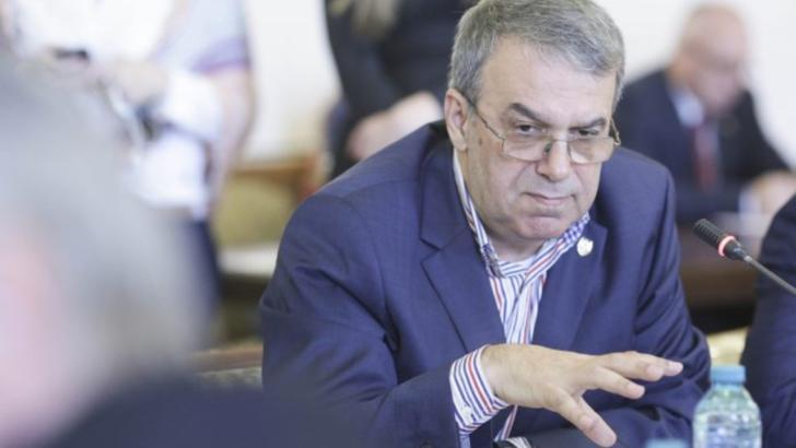 100% TU DECIZI! Vergil Chițac, primul parlamentar infectat. Cum a fentat izoleta / Foto: Inquam Photos - Octav Ganea