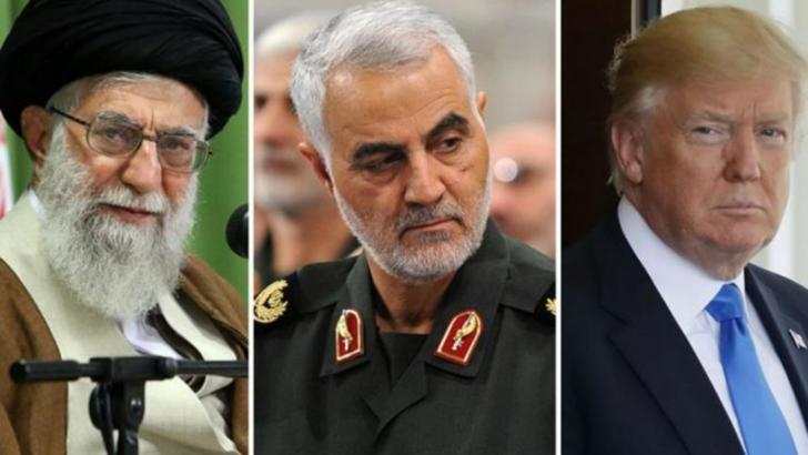 Iran revine cu noi amenințări pentru Statele Unite, după șase luni de la uciderea generalului Soleimani