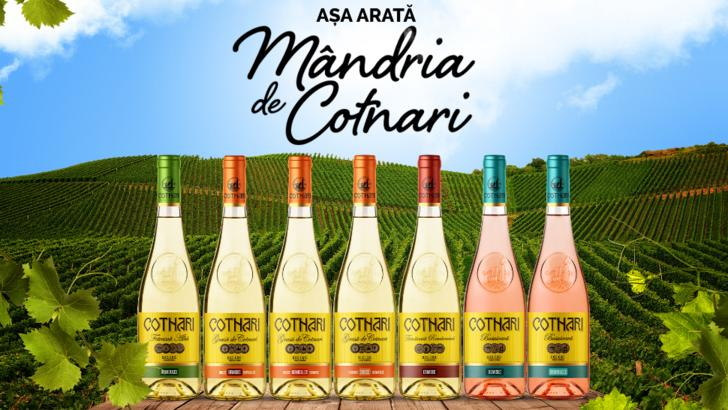 COTNARI își rebranduiește gama-fanion susținută de Grasa de Cotnari și lansează un nou vin roze (P)