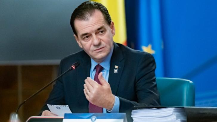 Ludovic Orban, premier și președinte PNL