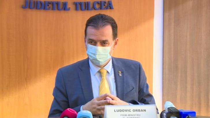 Ludovic Orban, atac virulent către PSD: Prin propaganda deșănțată sunt o amenințare la adresa vieții