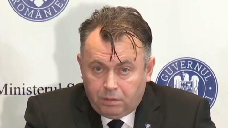 Ministrul Sănătății - Nelu Tătaru