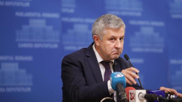 """100% TU DECIZI! Florin Iordache, ministrul """"altă întrebare"""" care a ciopârțit Justiția"""
