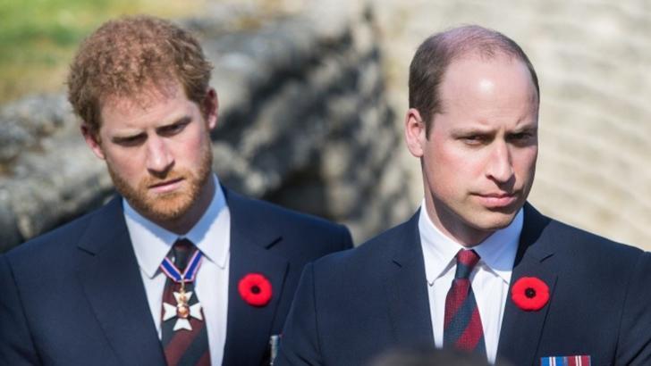 O nouă criză în familia regală britanică. Prinții William și Harry și-au împărțit banii. Ce urmează