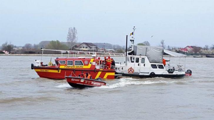 Accident naval cu mai multe ambarcațiuni în Tulcea. 13 persoane sunt rănite! A fost activat PLANUL ROȘU de intervenție