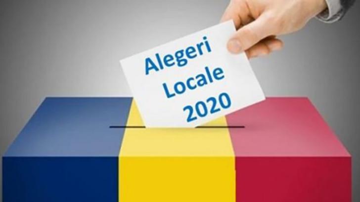 Alegeri locale: 27 septembrie 2020