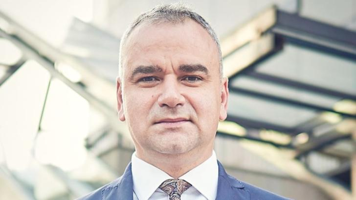 Deputatul de Iași Marius Bodea, membru USR după ce a plecat din PNL Foto: Facebook.com