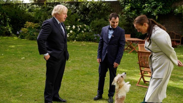 Boris Johnson, premierul Marii Britanii Foto: Facebook.com