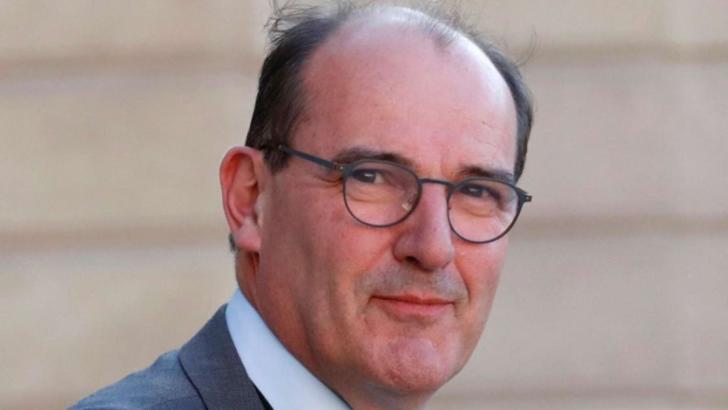 Premierul Jean Castex