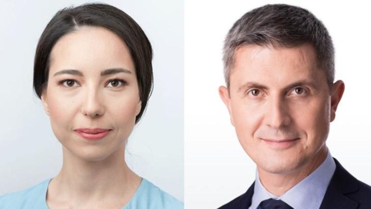 Scandal la USR, Dan Barna ţipă la Ana Ciceală şi îi cere să renunţe la candidatura pentru Primăria Sectorului 3 în favoarea PNL
