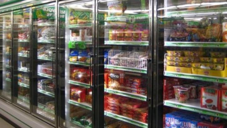 ALERTĂ Protecţia Consumatorului: sute de kilograme de produse congelate, retrase de la comercializare