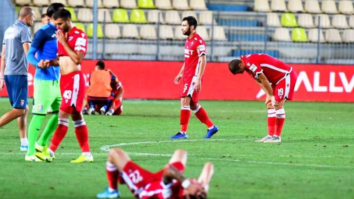 echipa Dinamo, în carantină până pe 5 august
