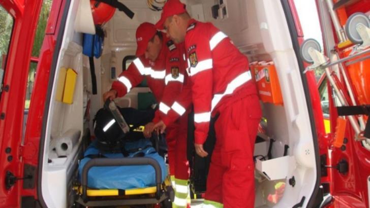 Coliziune frontală pe DN19! Trei persoane au fost rănite