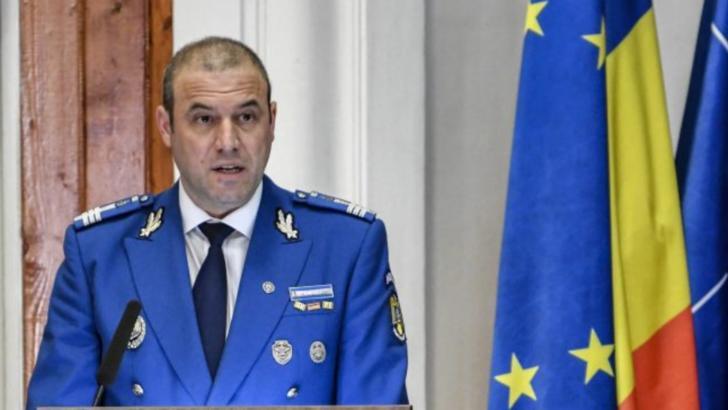 Șeful Jandarmeriei Române, pus sub urmărire penală de DNA