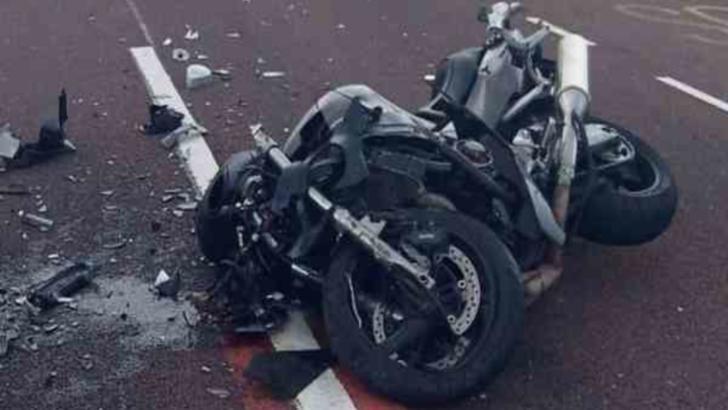 accident moto prahova