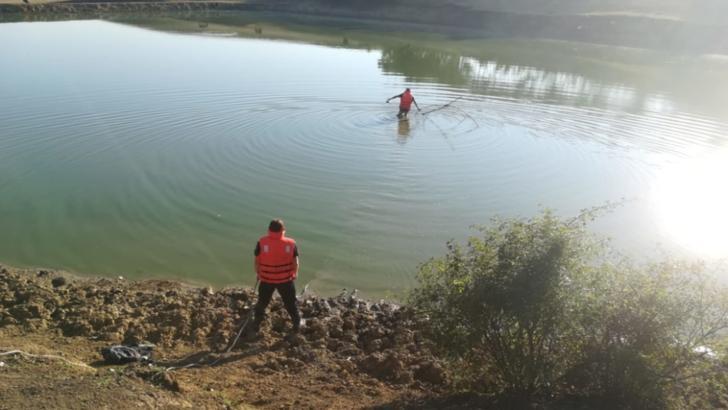 Bărbat înecat într-un lac din județul Botoșani