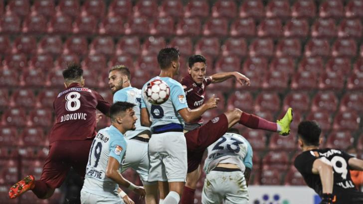 ULTIMA ORĂ   Meciul FCSB – CFR Cluj a fost amânat! Caz de coronavirus la CFR Cluj