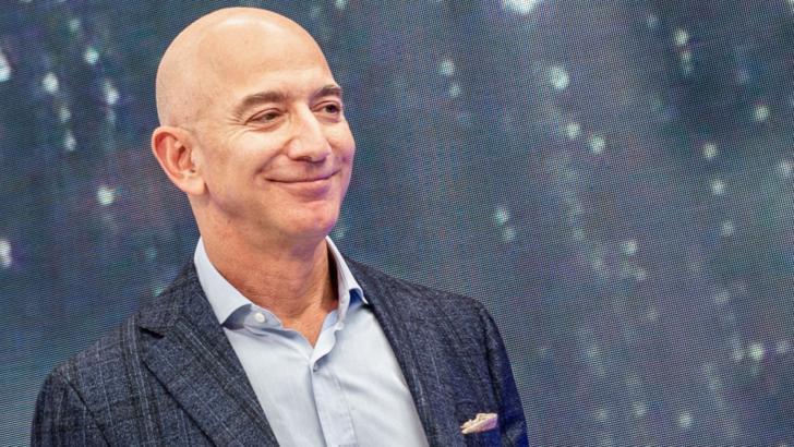 Jeff Bezos, fondatorul Amazon