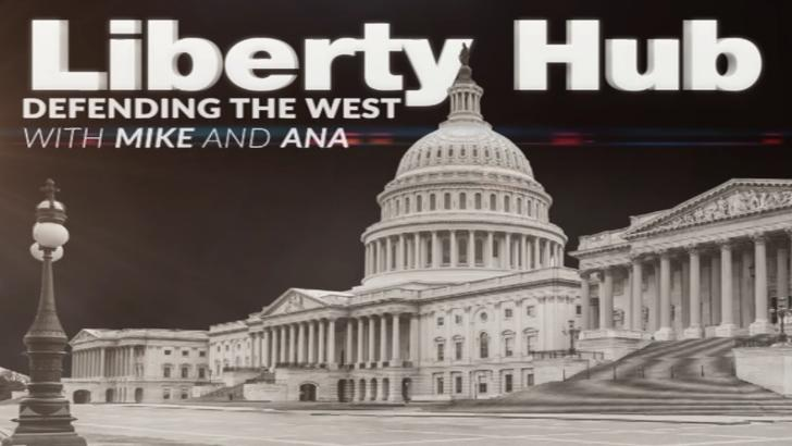 Liberty Hub - Defending the West with Mike and Ana about the Christian pillars
