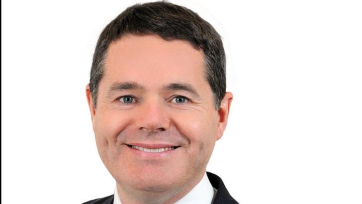 Ministrul Finanțelor din Irlanda, Paschal Donohoe, ales președinte al Eurogrup