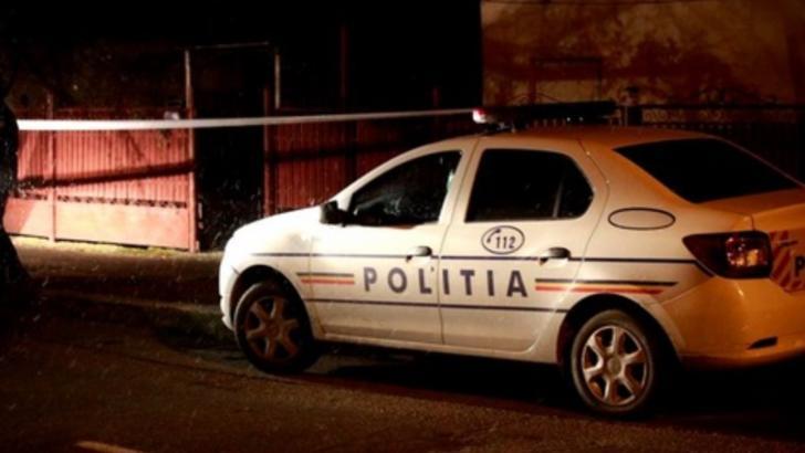 Polițist lovit cu parul de un bărbat aflat sub influența băuturilor alcoolice