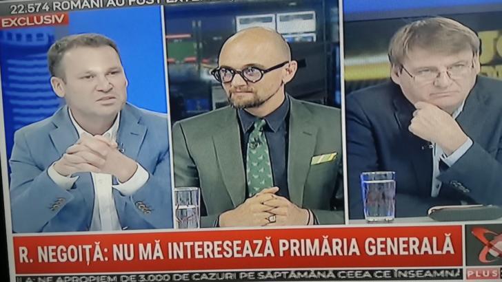 Robert Negoiță, declarații în EXCLUSIVITATE: