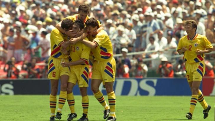 Ziua în care naționala a scris istorie! 26 de ani de la duelul România – Argentina de la World Cup 1994