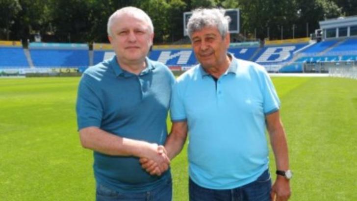 BREAKING NEWS | Mircea Lucescu a semnat cu Dinamo Kiev! Detaliile mutării