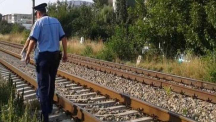 Incident pe calea ferată