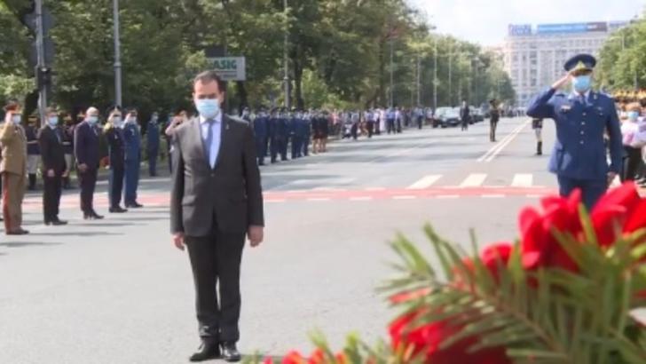 Ziua Aviației. Ludovic Orban: Respect pentru implicarea în lupta anti-Covid a profesioniștilor aerului