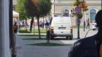 ALERTĂ CU BOMBĂ la Primăria din Sfântul Gheorghe, desfășurare masivă de forțe