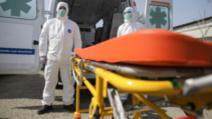 Secții ATI sufocate. Medici români, avertisment teribil: virusul NU dispare din organism și se poate reactiva / Foto: Inquam Photos, Octav Ganea