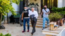 Fostul primar din Iași a fost arestat. Foto: INQUAM, Liviu Chirica