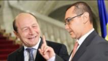 Băsescu, glume pe seama lui Ponta și a candidatului Pro România la Primărie: Poate a pus multe lucrări dentare