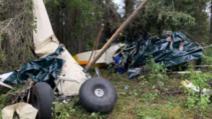 Tragedie aviatică! 7 morți, după ce două avioane s-au lovit în zbor