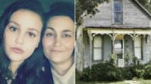 Femeia, mamă a 3 copii, s-a uitat în casa vecinei, pentru prima dată în 21 de ani. I-a înghețat sângele când a văzut ce era înăuntru