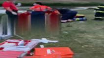 Zi neagră pe Litoral. Doi pescari au murit electrocutați, iar un turist a fost înghițit de valuri
