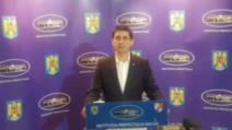 Liviu Miroșeanu a demisionat din funcția de prefect de Bacău pentru a candida la Primăria Bacău, din partea PNL Bacău