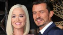 Katy Perry și Orlando Bloom