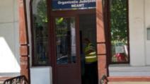 Sediul PNL Neamț a fost spart Foto: Stiri-Neamt.ro