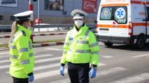 polișiști coronavirus Foto: SindicateEuropol.ro
