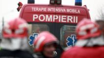 Cauza incendiului de la CJ și Prefectura Caraș-Severin, flacăra unei lămpi cu care s-au făcut lucrări la casa liftului